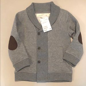 H&M Gray Sweater Size 1 1/2-2Y NWT